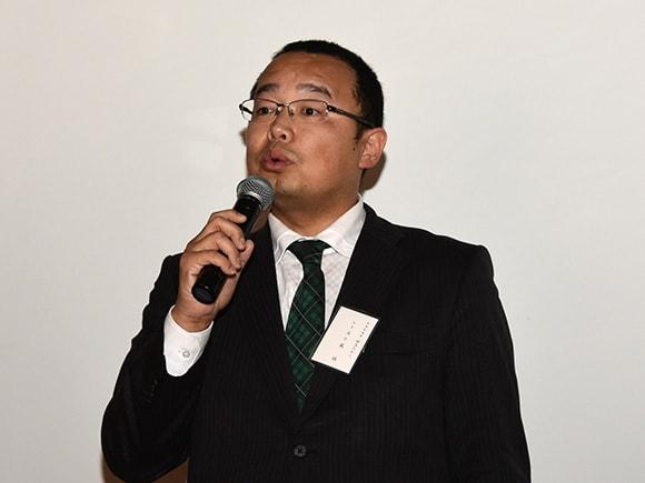 新党大地代表 鈴木宗男氏、衆議院議員 鈴木たかこ氏 秘書 五十嵐誠氏