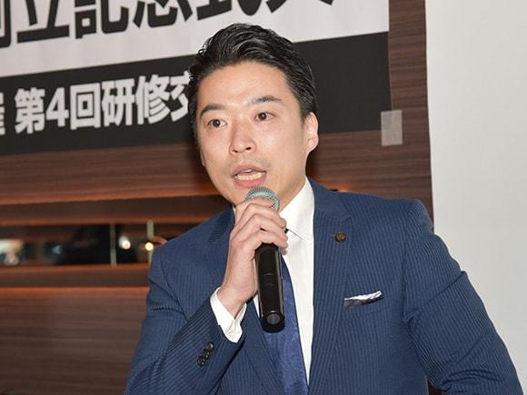 株式会社シェアスタック 代表取締役 高田祐匡氏