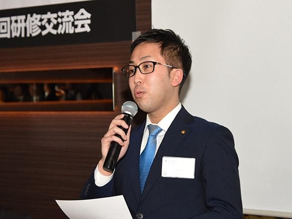 外資保険会社プランナー 高垣真太郎氏