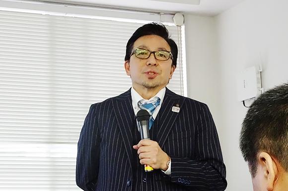 さくら幸子探偵事務所 工藤勝則氏